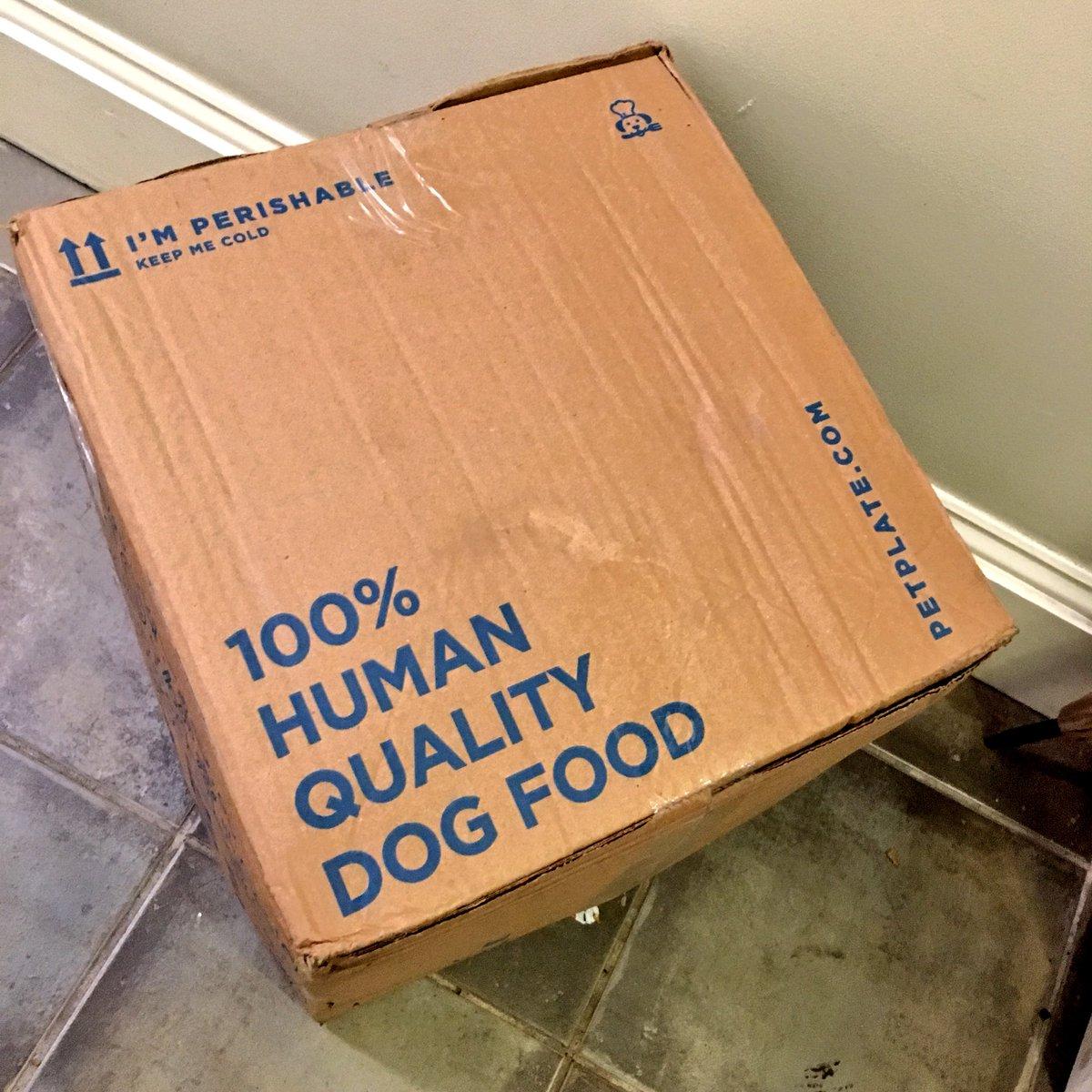 100% Human Quality Dog Food