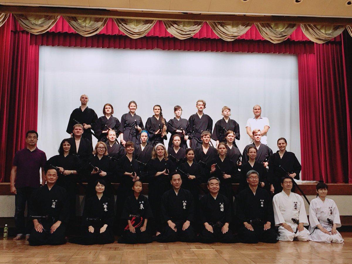 Foto učitelů a účastníků cvičení