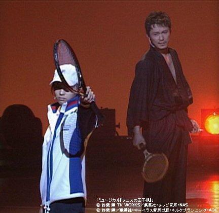 ミュージカル『テニスの王子様』 8/8(水)よる9:00⇒ https://bit.ly/2Mnmv