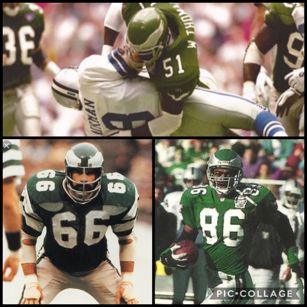 Meet Fred Barnett, Bill Bergey and Willie T. at @ChickiesnPetes Aug 28th and support the new Museum of Sports!  Food/Drink/Autographs included!  Ticket info: http://the-museum-of-sports.ticketleap.com/eagles-kickoff     #FlyEaglesFly 