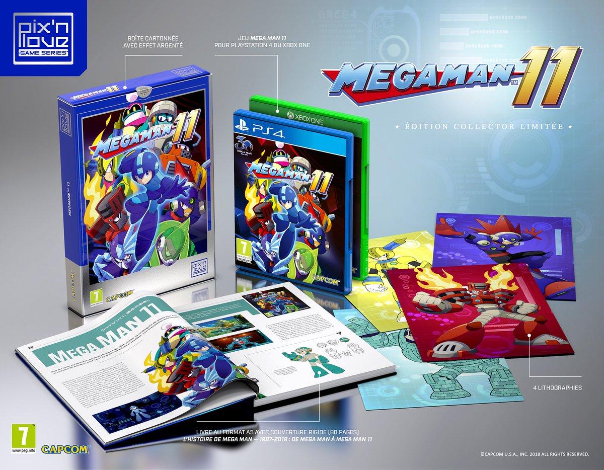 Megaman 11 annoncé (et autres surprises) ! - Page 2 DkD-yttX4AA0fon