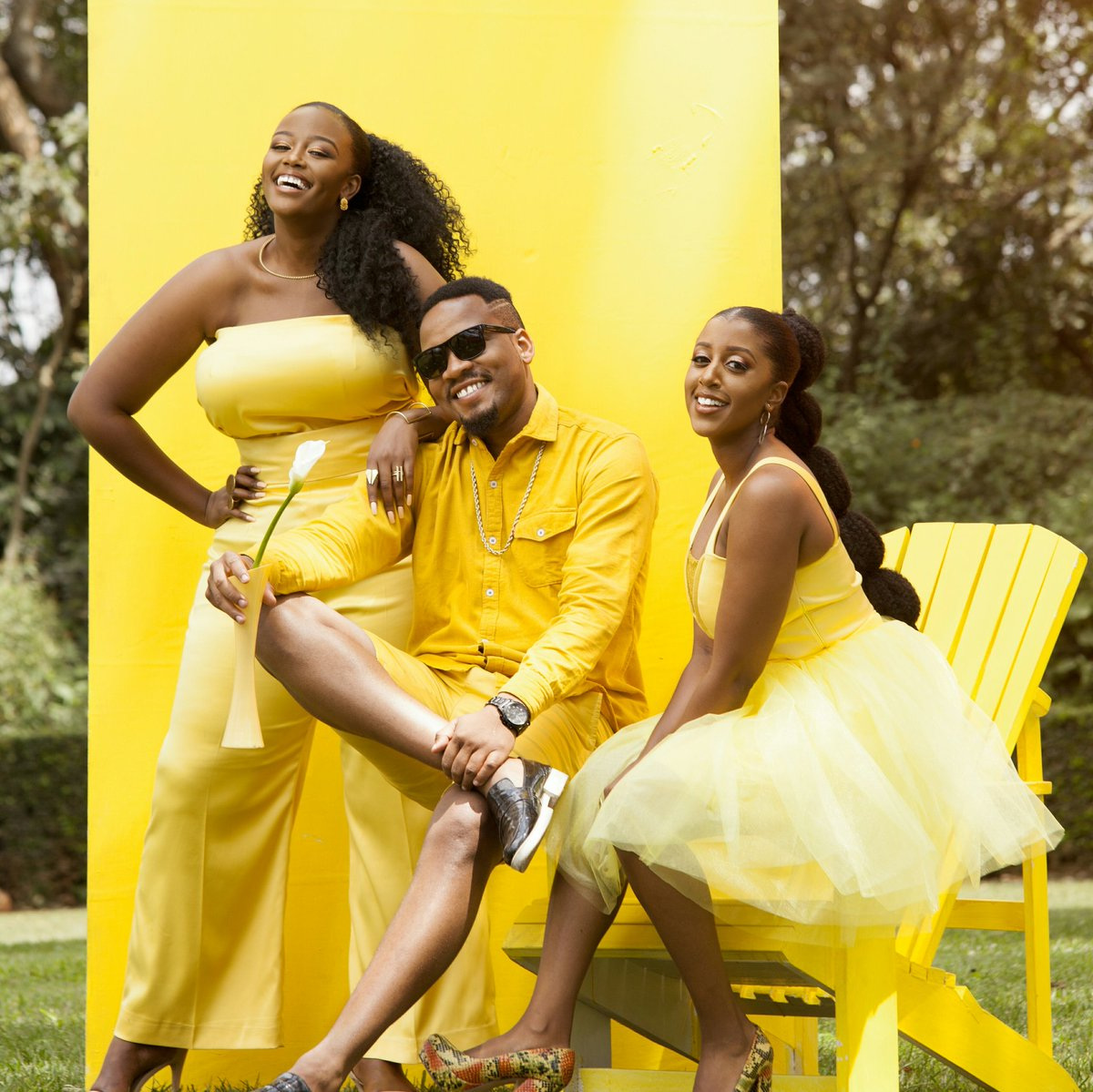 Are y&#39;all ready?????  08.08.18 is here!!   We drop the first single off of our new album TODAY!!!  Listen in to @kiss100kenya from 8am!!!  #COL #WeAreHere!! #LetTheMusicPlay #Yellow<br>http://pic.twitter.com/z48XcPLtbM