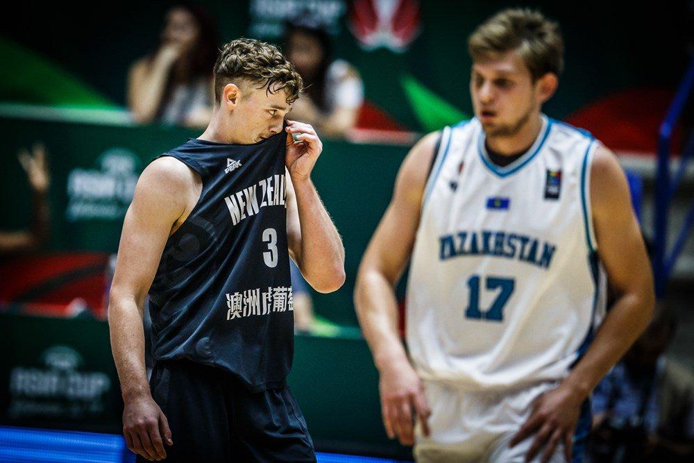 🏀 #OnThisDay last year 🇳🇿@tallblacks beat 🇰🇿 in #FIBAAsiaCup opening game! #FIBAAsiaCup 2017! #Anniversary 🥳