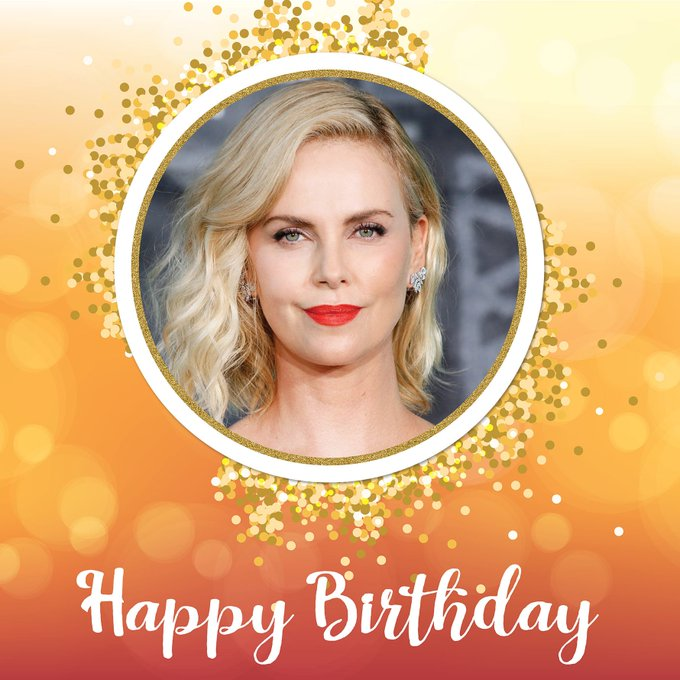 Happy birthday to our gorgeous star, Charlize Theron!