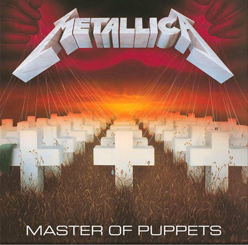 472898fb9228 Metallica's Master Of Puppets, Megadeth's Rust In Peace, Slayer's Reign In  Blood or Anthrax's Among The Living. Remember this is all for fun. All bands  are ...