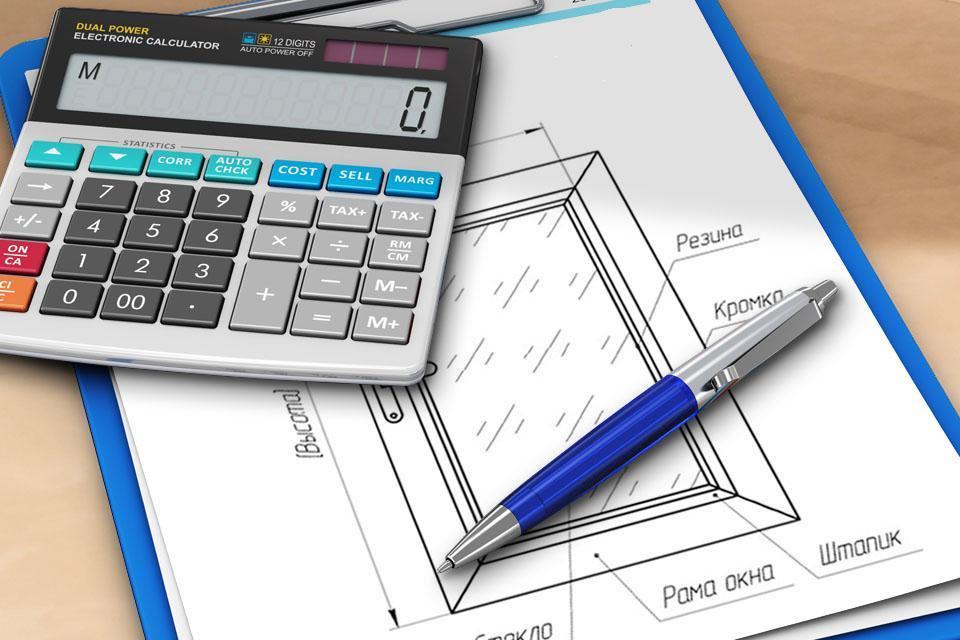 Все ли учитывает калькулятор окон ПВХ?