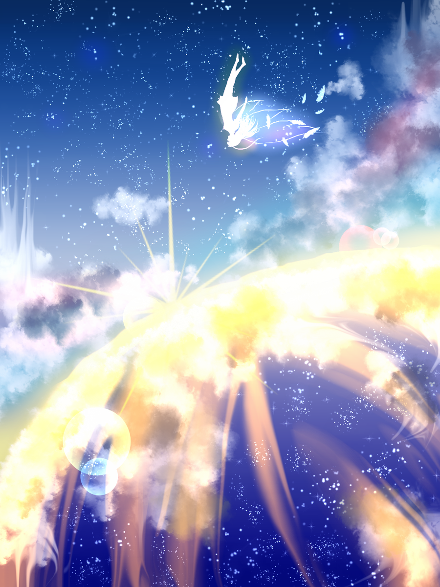 桜 充希 永遠桜 در توییتر 見てくだしあ歴代のアスノヨゾラ哨戒班を 違いすぎる アスノヨゾラ哨戒班 Orangestar