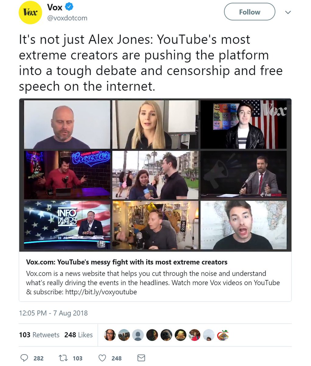 Apple Facebook And Googles Youtube Simultaneously Ban Conspiracy Cat Dog Repellent Circuit Diagram General Circuits Theorist Alex Jones By Steve Sailer The Unz Review
