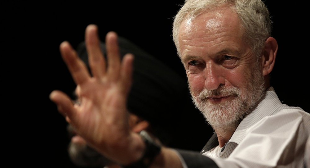 Political activist on #Corbyn #Antisemitism accusations: 'silly season hysteria' https://t.co/oNeBtqxveg