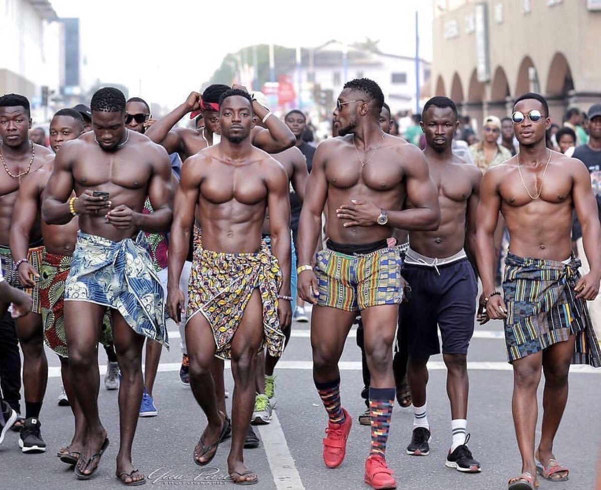 Are These Nigeria's Hottest Guys