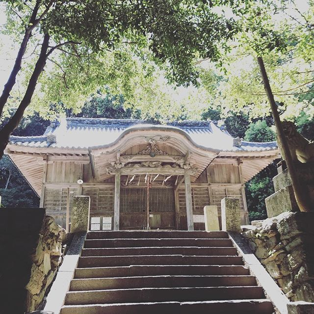 勝占神社 hashtag on Twitter