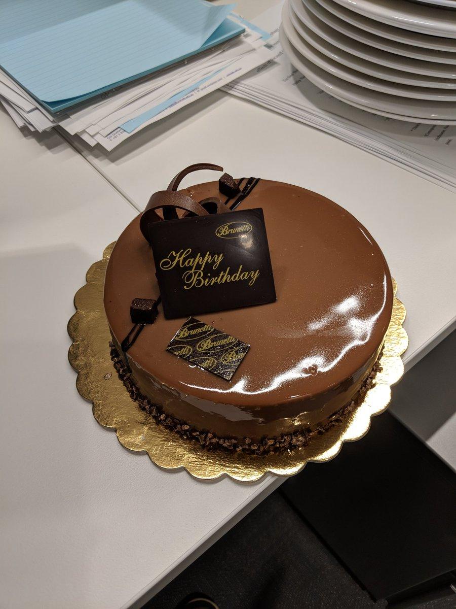 Brilliant James Ryall On Twitter Nice Birthday Cake Surprise From All Of Funny Birthday Cards Online Amentibdeldamsfinfo