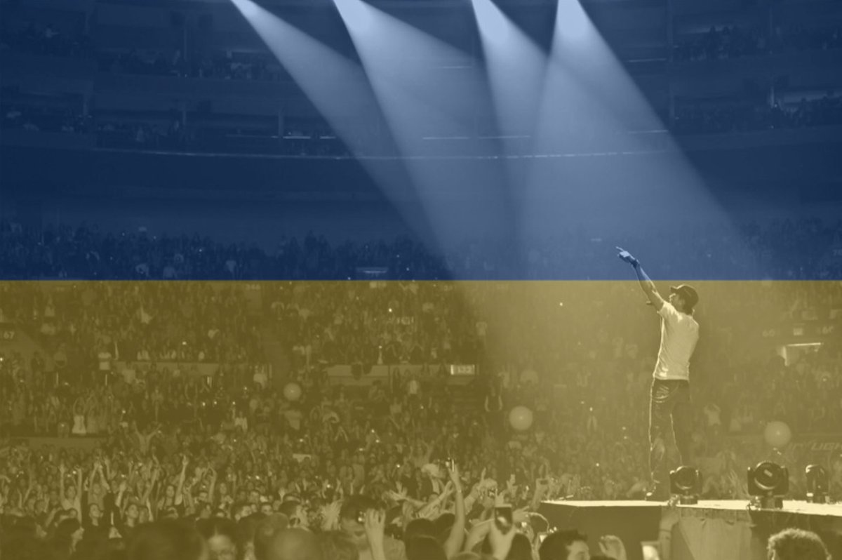 Ukraine!! Tickets for the show at Olimpic Stadium on September 30th are going on sale on Monday, August 20th at 00:00 AM!    Get your tickets here: https://t.co/bpu6vUUh99 https://t.co/MkOT8M3Ehz