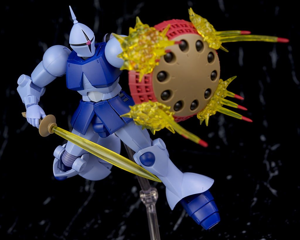 ROBOT魂 機動戦士ガンダム  YMS-15 ギャン ver. A.N.I.M.E.に関する画像9