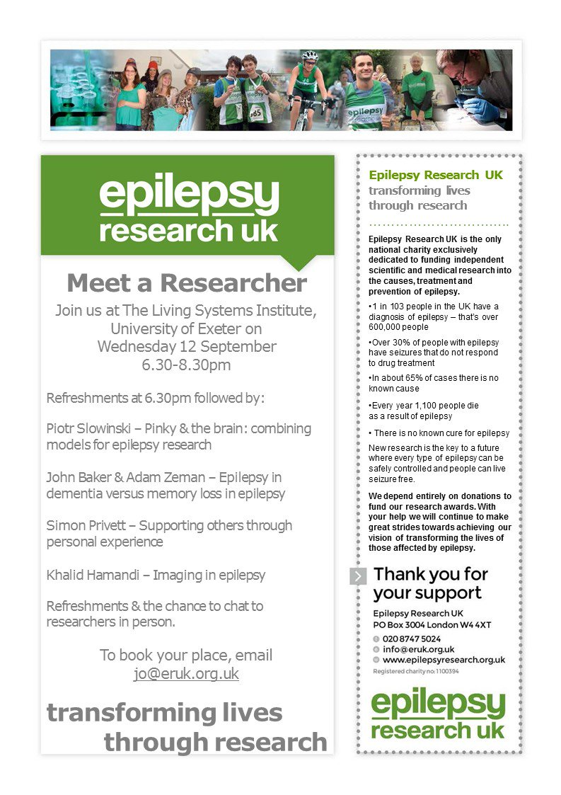 personal experience with epilepsy The epilepsy association has certainly helped us with this, as they have continued to spread awareness and provide education about the dean started having seizures at 12 years old, and was diagnosed with epilepsy during his teen years he was having grand mal seizures into his early 20's.