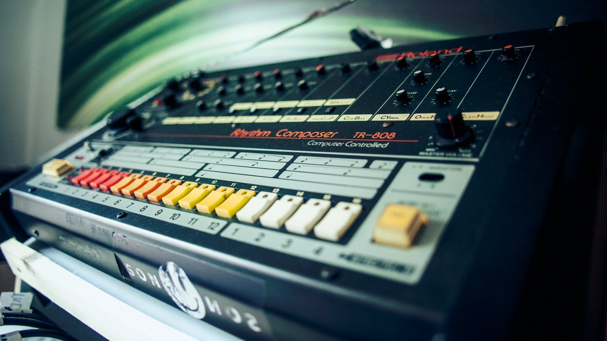 Roland - 808DAY