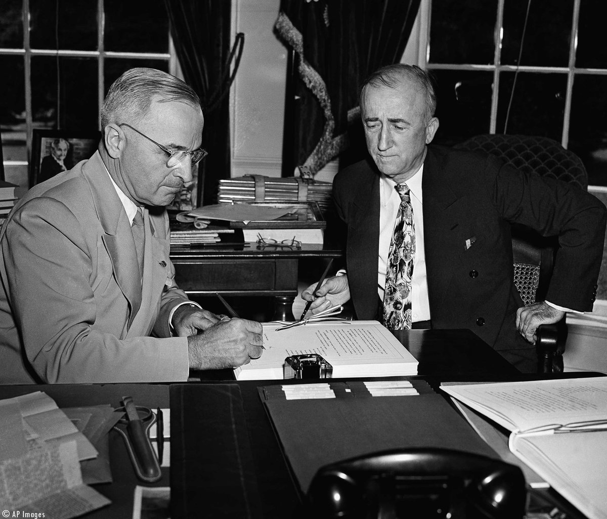 an essay on president harry truman 2016-12-05 harry s truman was born may 8th 1884 in lamar,  harrys trumans fight against communism history essay  president truman asked congress to establish a new foreign aid program to countries threatened by communism.