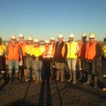 Image for the Tweet beginning: An enjoyable #diggersanddealers site tour