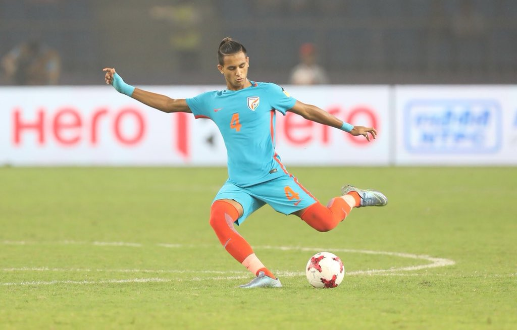 Anwar Ali will be loaned to the Indian Arrows for the 2018-19 season, keeping in mind the player's development. As a club, Mumbai City FC has always supported & will continue to support the vision of AIFF to develop Indian Football.