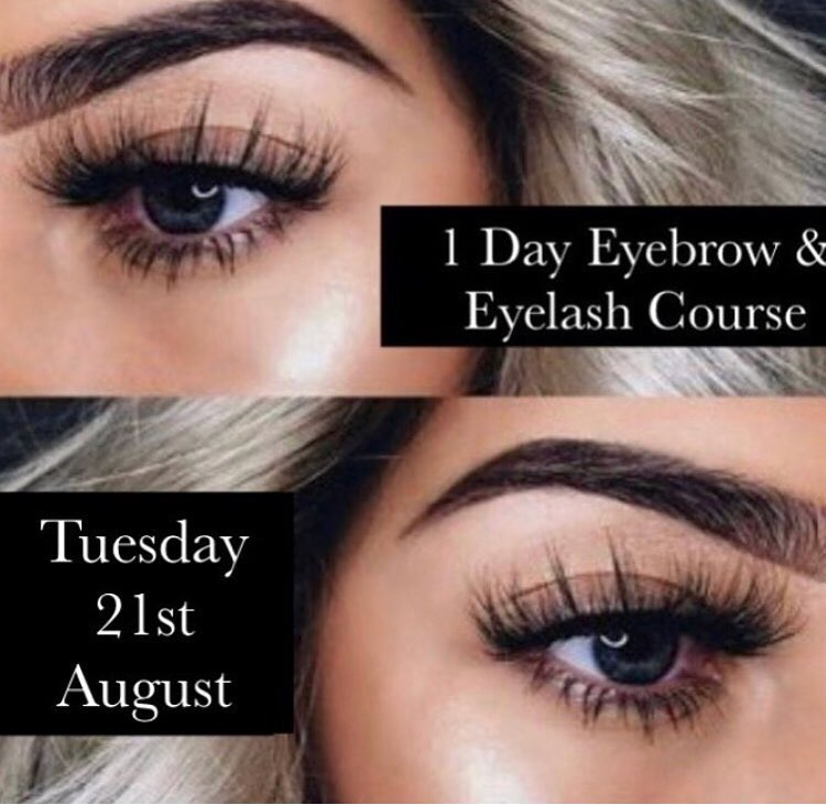 Chill Out Training On Twitter 1 Day Eyebrow Eyelash Course