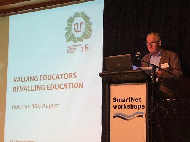 test Twitter Media - #ELF2018 Day one - Valuing Educators has concluded. Thank you to the inspiring and thought provoking presenters and the ongoing dialogue between participants - an awesome opportunity to share knowledge and  network with purpose together. https://t.co/YgV0tJocWV
