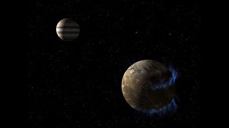 Jupiter's Moon Ganymede Generates Incredible Magnetic Waves https://t.co/FlvPJsmNa7
