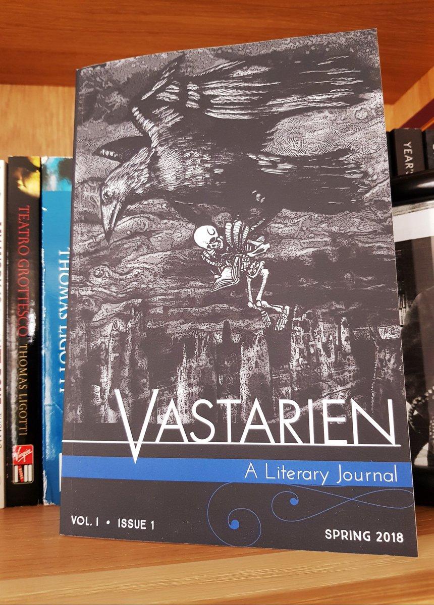 Vastarien 1 Vol Issue 1