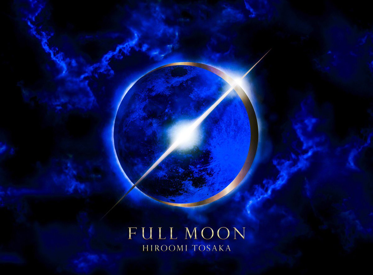 TODAY 【FULL MOON】release‼︎