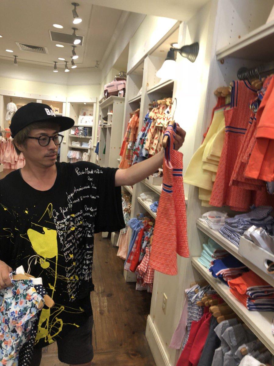 自分の洋服は買わなくなったけれど…娘の洋服選びがこんなに楽しいとはwふらりと立ち寄ったサンフランシスコのお店です。日本にあるかなぁ