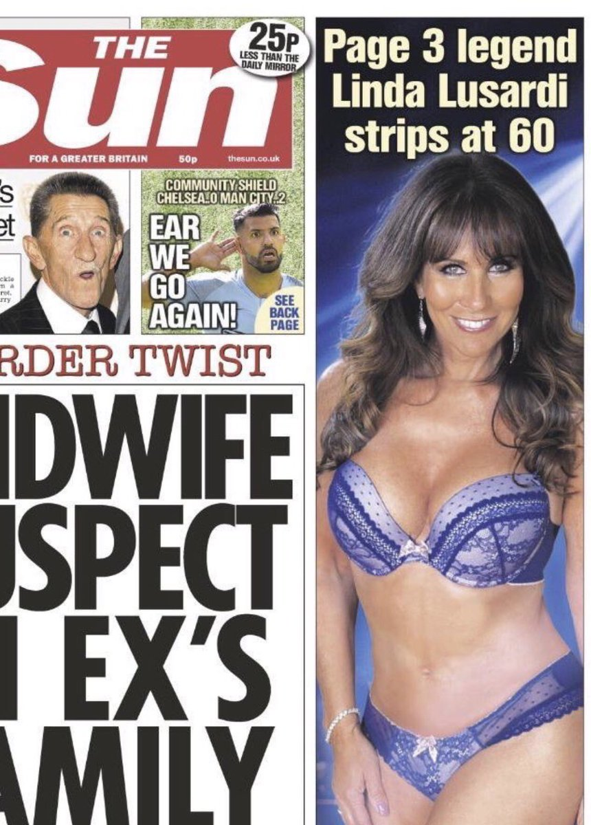 Best Sun Page 3 Of >> Berb On Twitter Hardly Changed Since To 80s