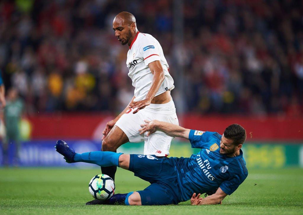 """Mercato Roma, #Machìn (all. Siviglia): """"#NZonzi è un nostro giocatore, conto su di lui""""http://bit.ly/2LZEj3U #ASRoma #Calciomercato #ForzaRoma  - Ukustom"""