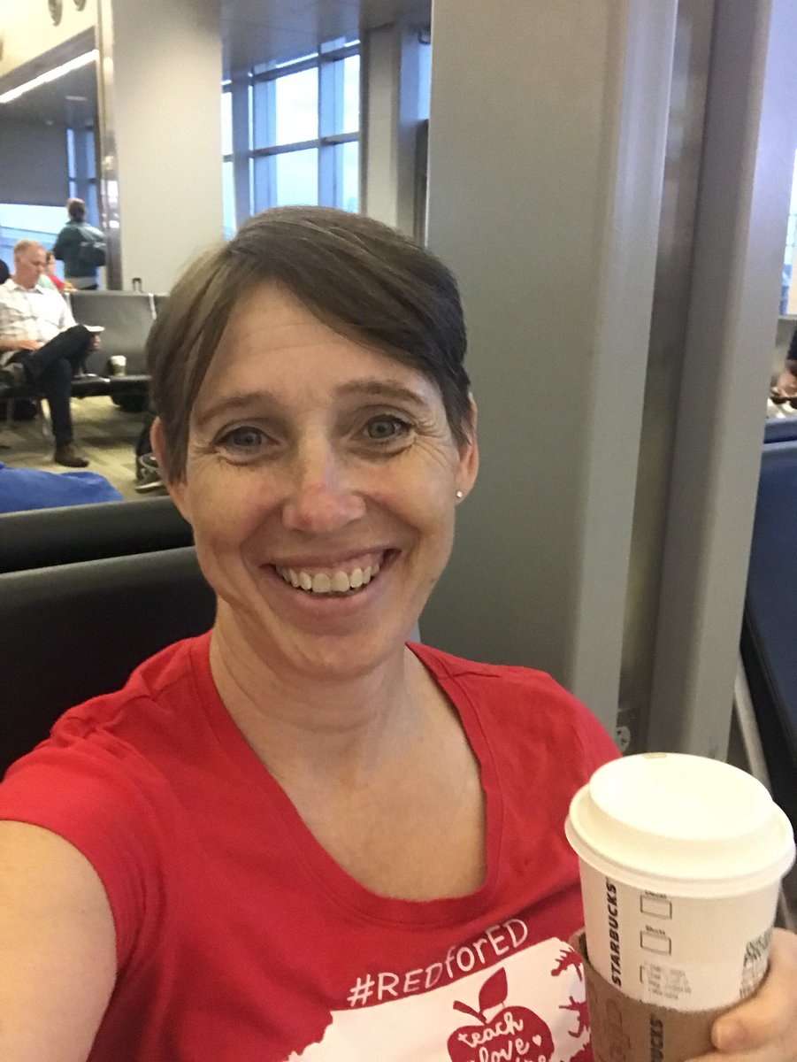 One more trip this summer. Flying to Buffalo then driving back with a UHaul but it is Wednesday so you know what that means.... #NCAEstrong #inthistogether #red4edNC<br>http://pic.twitter.com/Xx63ZkXHby