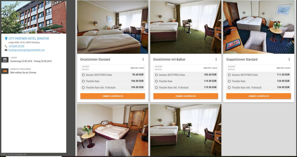 Cph Hotels On Twitter Urlaub In Hamburg 4 Sterne City Partner