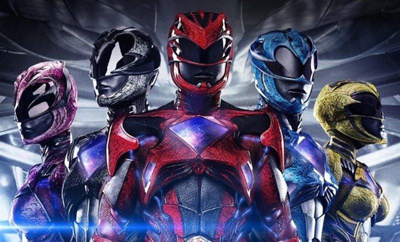 Película Power Rangers 2