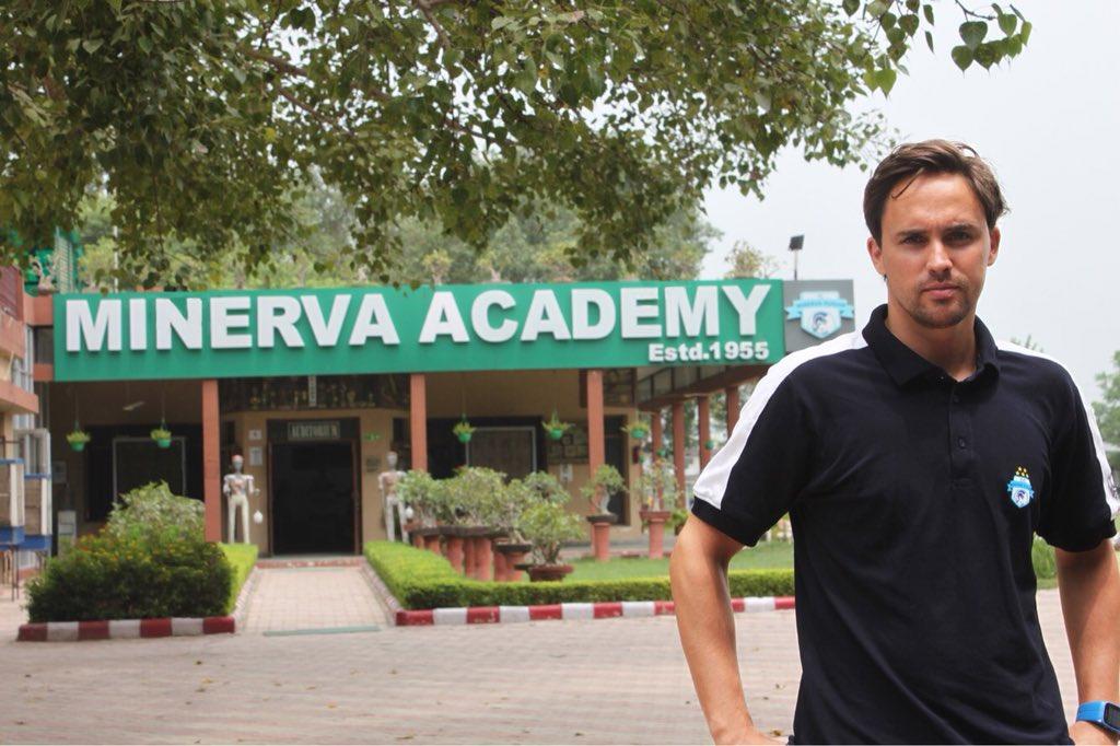 DkEtrQYXoAEYdeW - Defending I-League Champions Minerva Punjab Ropes In Northern Irish Technical Director