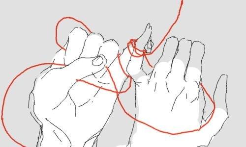 Image result for ตำนานด้ายแดง