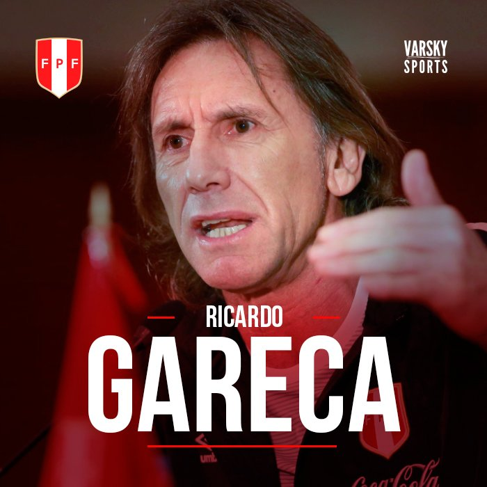 VarskySports's photo on Ricardo Gareca