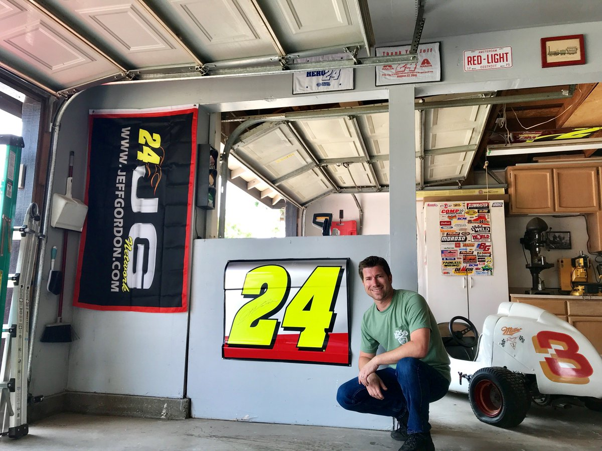 Jeff Gordon On Twitter Congrats To Ryan T From Elk Grove Ca Who