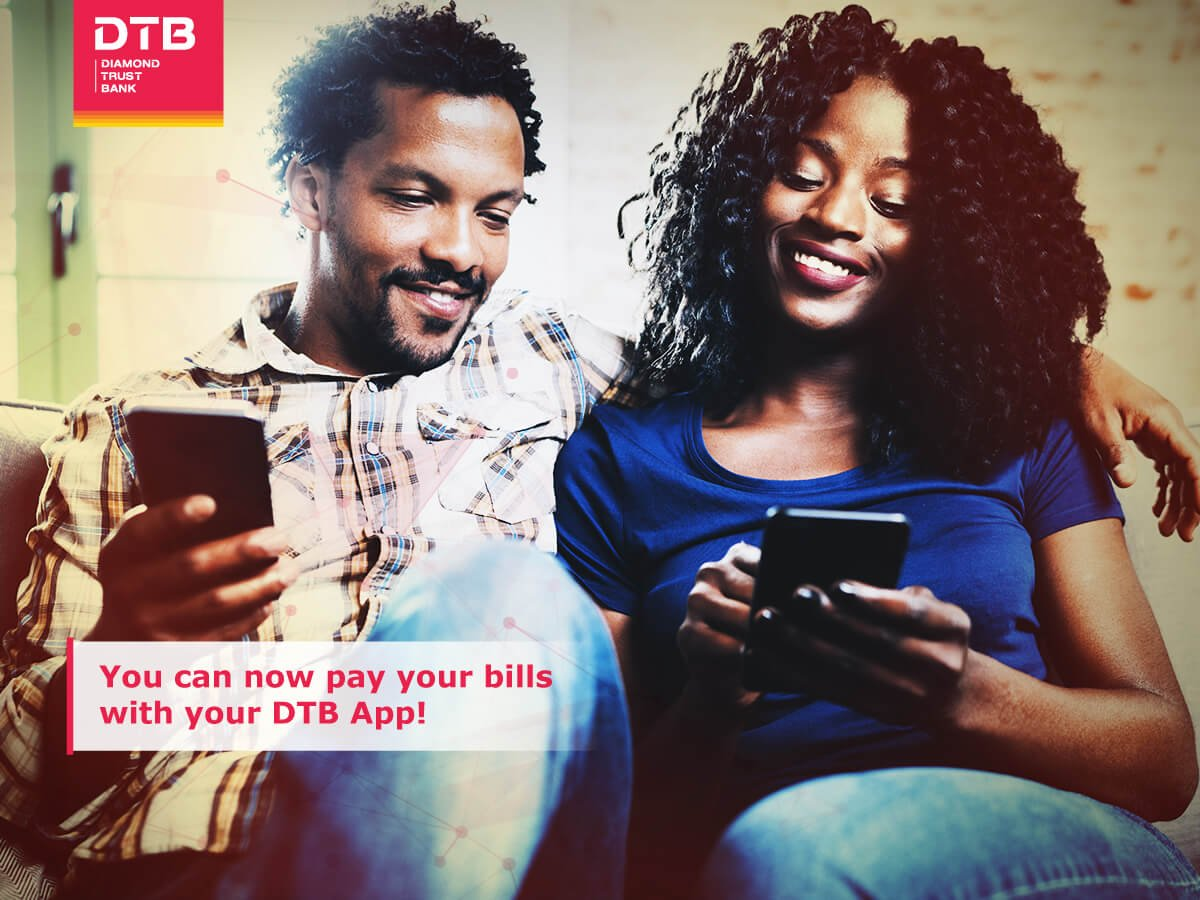 Just a polite reminder that you can easily pay Kenya Power (prepaid and postpaid), GOTV, DSTV, JamboJet  and Nairobi Water bills via DTB mobile banking. Dial *382# or use the DTB App . ^Juma. <br>http://pic.twitter.com/8l9JFmjOFg