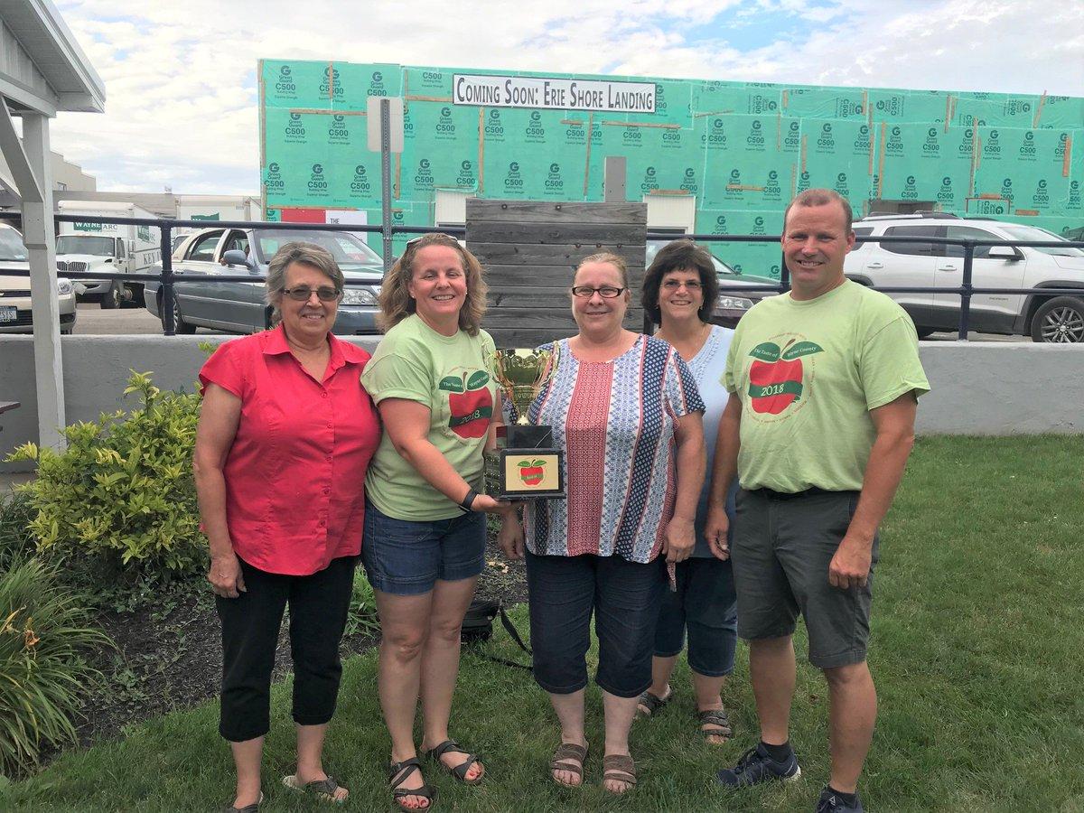 Taste of Wayne: Nana's Village Restaurant owner crowned winner after August 3rd event