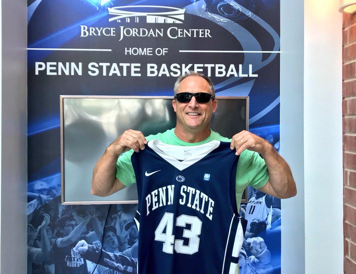innovative design b90c2 3717e Penn State Men's Basketball on Twitter: