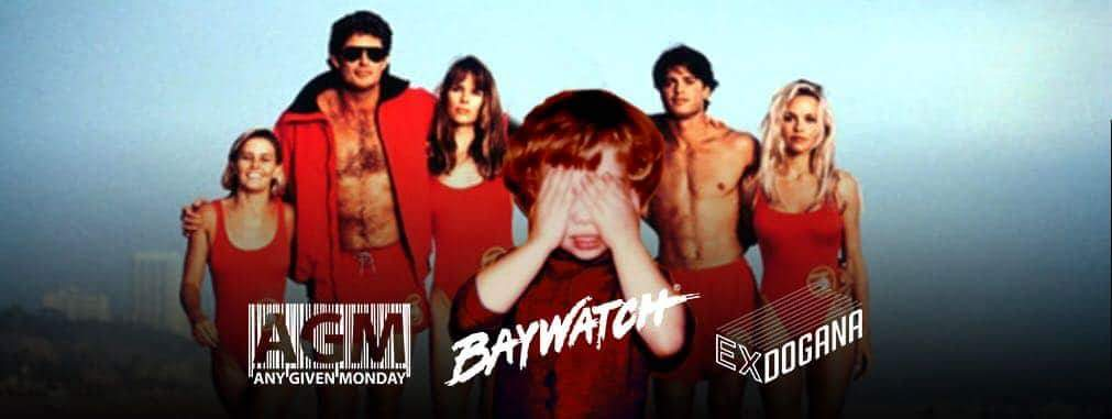 Any Given Monday | Baywatch Party @ Ex Dogana