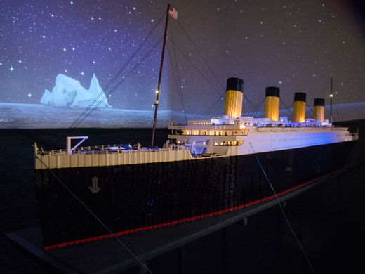 Have you ever seen a 26-ft.-long Lego model of the Titanic? An autistic boy from Iceland, Brynjar Karl Birgisson, built this 56,000-piece replica when he was only 10-years-old. Take a look at the finished piece!    https://www. knoxnews.com/story/news/201 8/04/16/titanic-26-foot-model-56-000-legos-autistic-boy-pigeon-forge-tn-museum/504329002/ &nbsp; …  …<br>http://pic.twitter.com/m3YFW5GFLO
