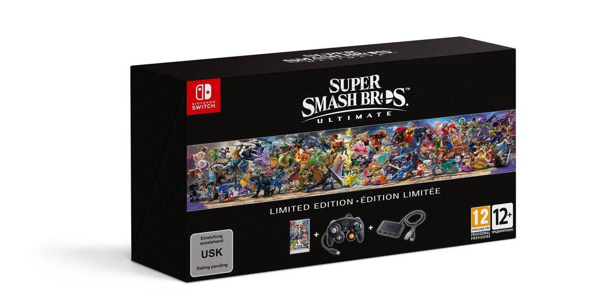 Super Smash Bros. Ultimate (Nintendo Switch) DkFaTu9UcAE5qAz