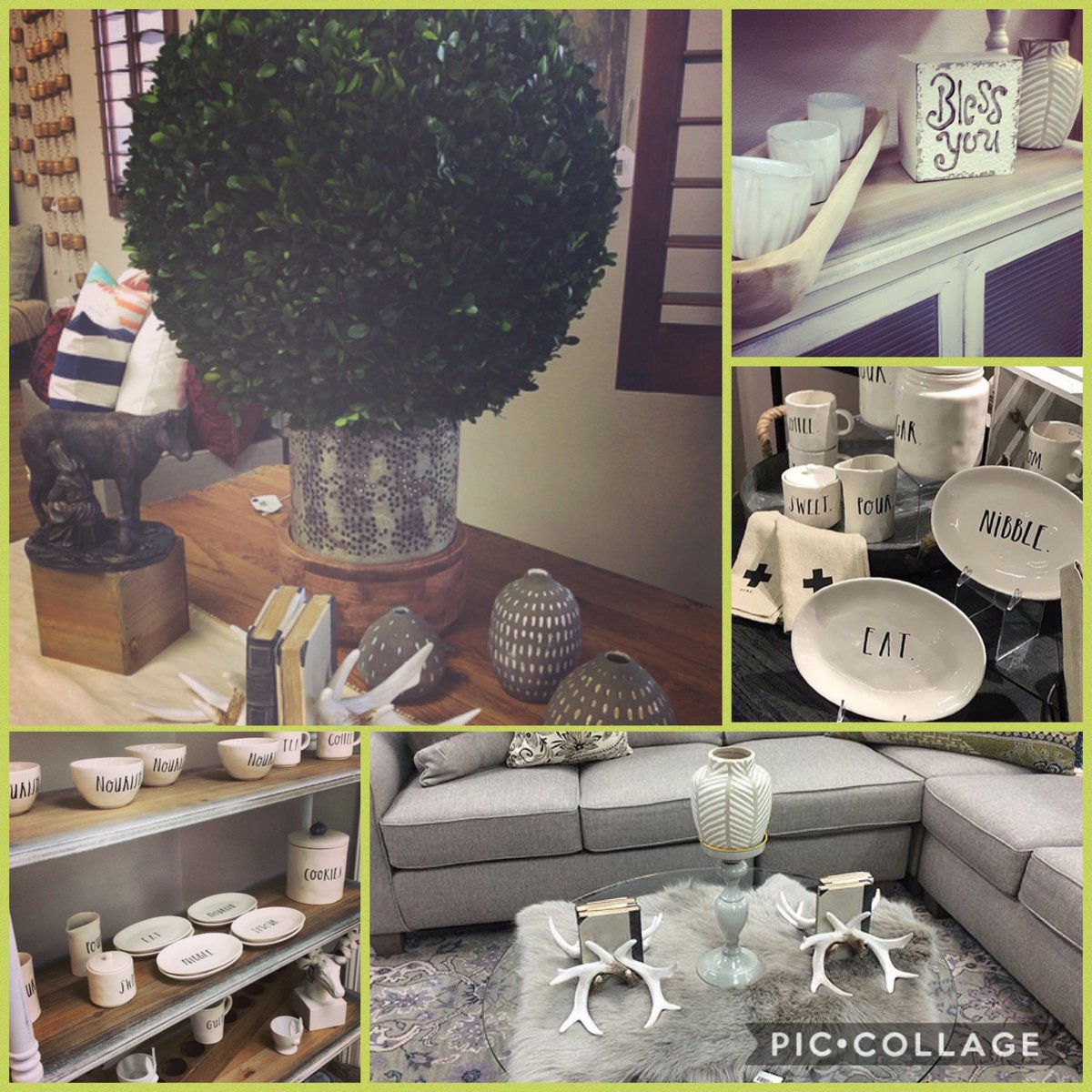 Bandelera Boutique On Twitter Daily Deal Today Is Rae Dunn And Home Decor Stop In Today And Receive 30 Off Any Home Decor Or Rae Dunn Pieces Don T Miss The Opportunity To