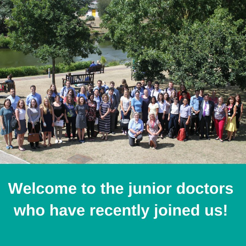 Welcome to all the junior doctors who have recently joined us. We&#39;re looking forward to getting to know you and supporting you through your training journey. Welcome to #TeamRBCH! <br>http://pic.twitter.com/NjiuIpYX5V