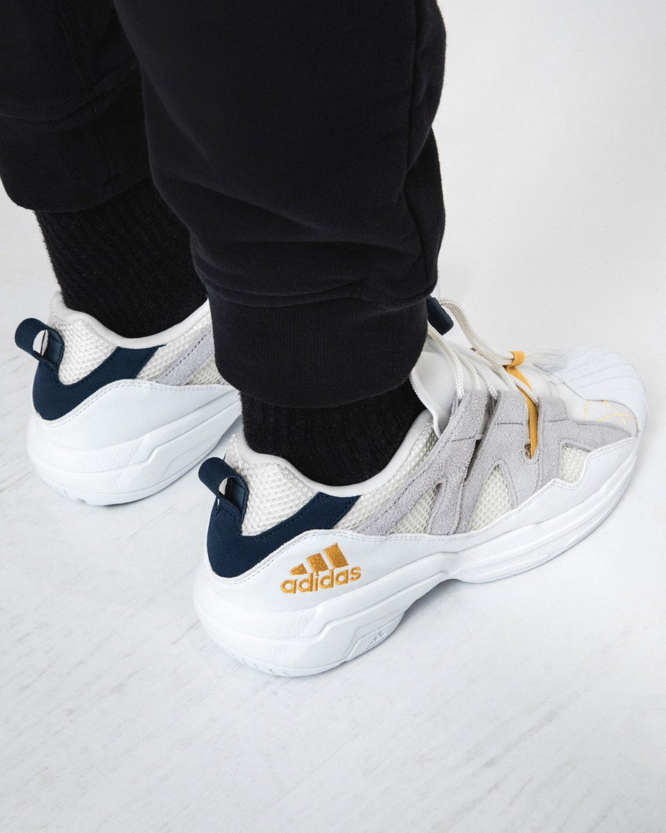 quality design 110d5 08dcf adidas Consortium Workshop Falcon and SS2G is now available in-store and  online. The Falcon boasts a sock-like ankle support, while the SS2G has a  ...
