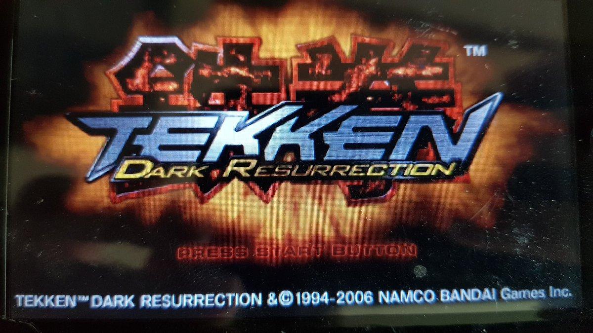Twitter पर Dan D 3 From The Same Series In 3 Days Am I Tekken