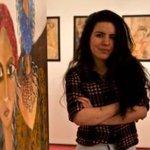 Image for the Tweet beginning: Imprisoned Turkish artist Zehra Doğan