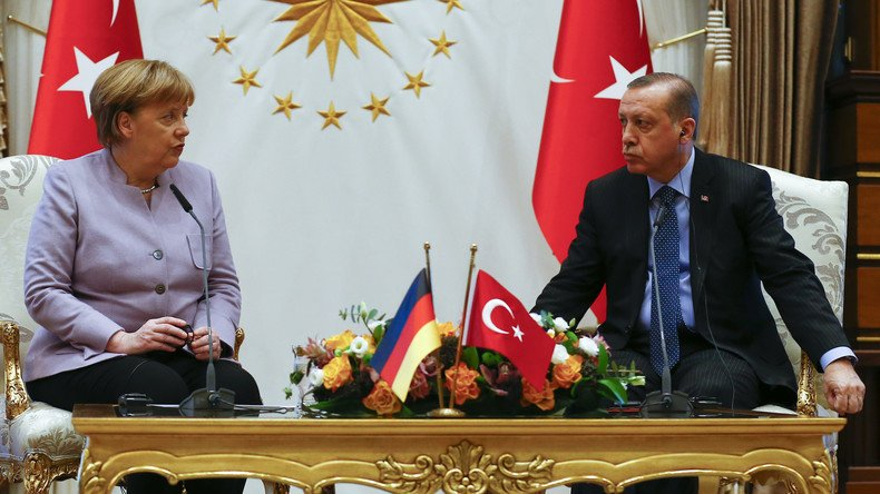 #Merkel to meet #Turkey's #Erdogan on his state visit to #Germany next month https://t.co/yqdCDfj6ma